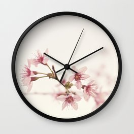 PLUM Wall Clock