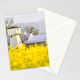 Napa Valley Mustard Stationery Cards
