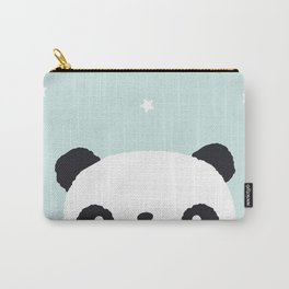 Panda in love Carry-All Pouch