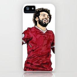 Salah iPhone Case