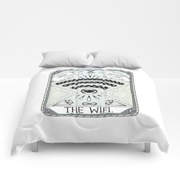 The Wifi Comforters