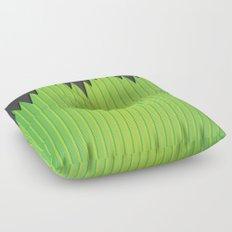 Japanese Plastic Grass Floor Pillow