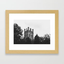UChicago Framed Art Print