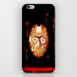 Jason.....a love story 025 iPhone Skin