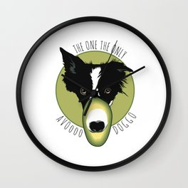 AVODOGGO Wall Clock