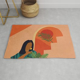 Stay Home No. 8 Rug