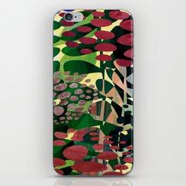 Alium Detail iPhone Skin