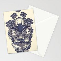 Mantra Ray Stationery Cards