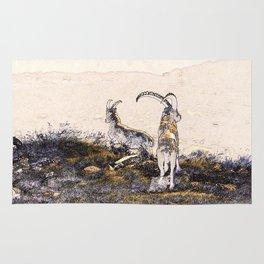 Ibex Rug