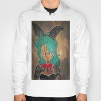 dragon ball Hoodies featuring First Lady Of Dragon Ball  by Artistic