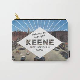 Welcome to Keene Carry-All Pouch