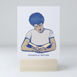 Octavia E. Butler Mini Art Print