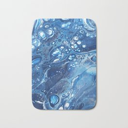Bubbling River Bath Mat