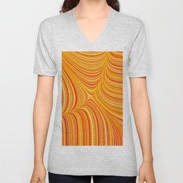 Electric Field Art XXV Unisex V-Neck