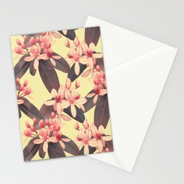 Galphimia in Sunlight Stationery Cards