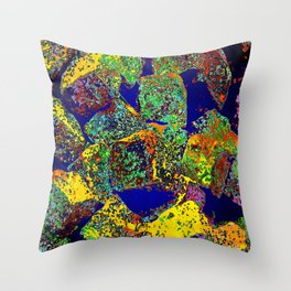 cuboid 155 Throw Pillow