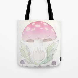 Mama Mushroom Tote Bag