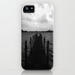 Lough Neagh, Oxford Island  iPhone Case
