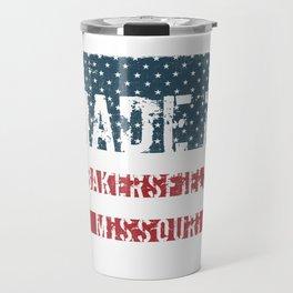Made in Bakersfield, Missouri Travel Mug