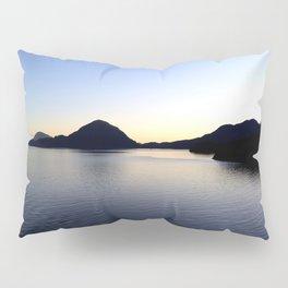 Salish Sea Sunset - Canada Pillow Sham