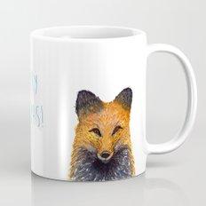 Merry Foxmas! Mug