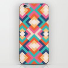 Colorful Geometric iPhone & iPod Skin