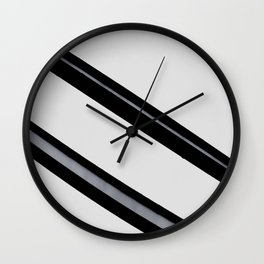 Between space Wall Clock