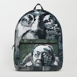 STEPS - quote Backpack