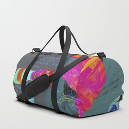 Tropical Soccer III Duffle Bag