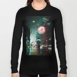 All Of A Sudden Long Sleeve T-shirt