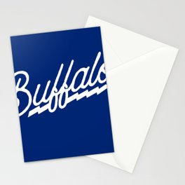 BUFFALO STANDARD Stationery Cards