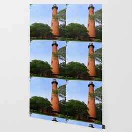 Currituck Beach Light Station Wallpaper