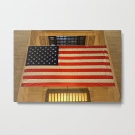 You made America great again! Metal Print