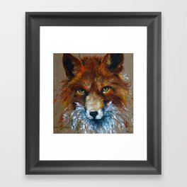Shades of Nature Framed Art Print