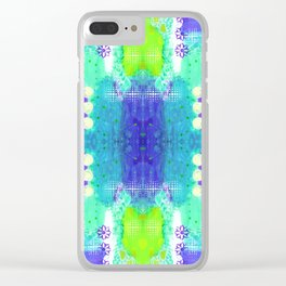 More Symmetry Games Clear iPhone Case