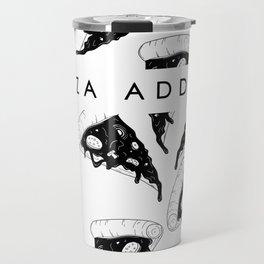 Pizza Addict Travel Mug