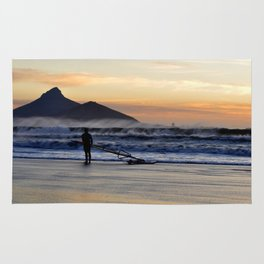 Sunset Beach - South Africa Rug