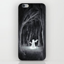 I Thought I'd Lost You iPhone Skin