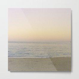 beach: rothko variations Metal Print