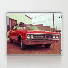 Classic red Buick Laptop & iPad Skin