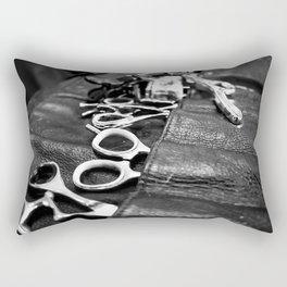 the kit Rectangular Pillow