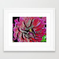 gothic Framed Art Prints featuring Gothic by Stephen Linhart