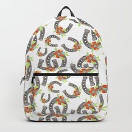 Luck of the Horseshoe Backpack