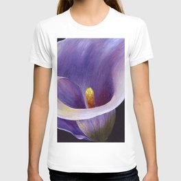Lavender Calla Lily T-shirt
