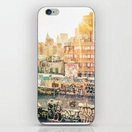 New York City Graffiti iPhone Skin