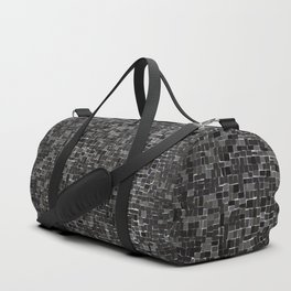 space mosaic Duffle Bag