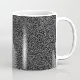 Saddle in Dark Gray Coffee Mug