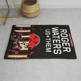 roger waters tour 2020 nkin5 Rug