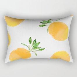 Citrus Paradise Rectangular Pillow