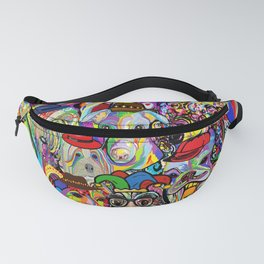 Dogs Dogs Dogs 2 Doggy Dress Up! Fanny Pack